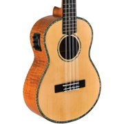 Lanikai Legacy Collection Spruce 8-String Ac/Elec Tenor Ukulele