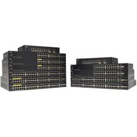 Cisco Systems SF352-08-K9-NA 8 Port SF352 10-100 PoE Managed