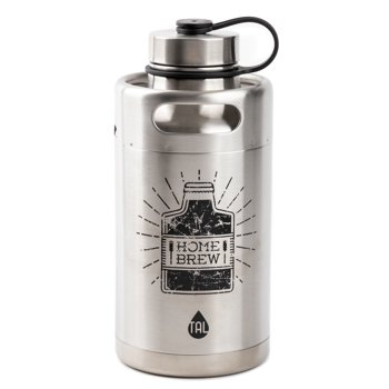 Tal 64-oz. Stainless Steel Insulated Water Bottle and Growler