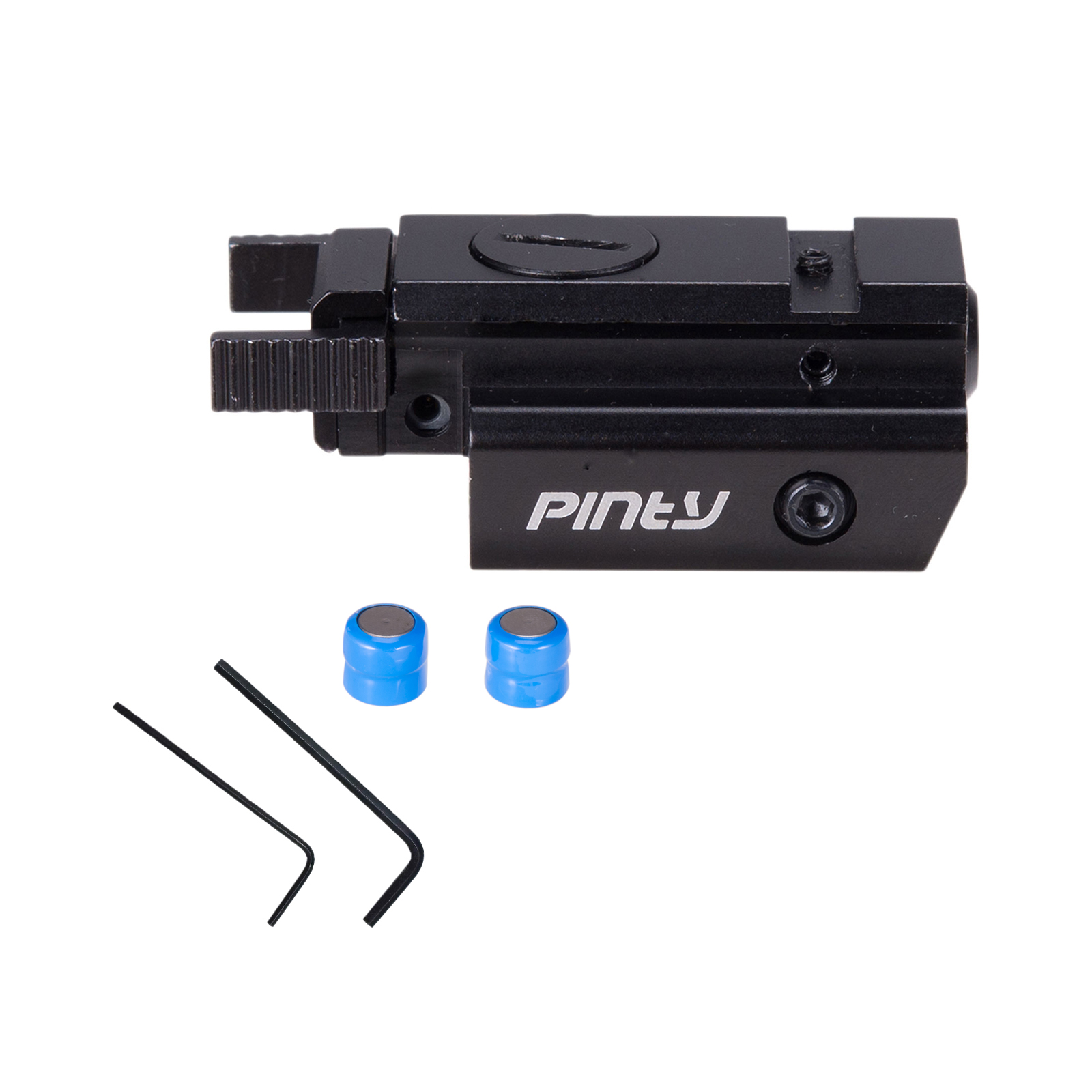 Premium Mini Red Dot Laser Sight w 20mm Picatinny Mount For Pistol Rifle Gun by