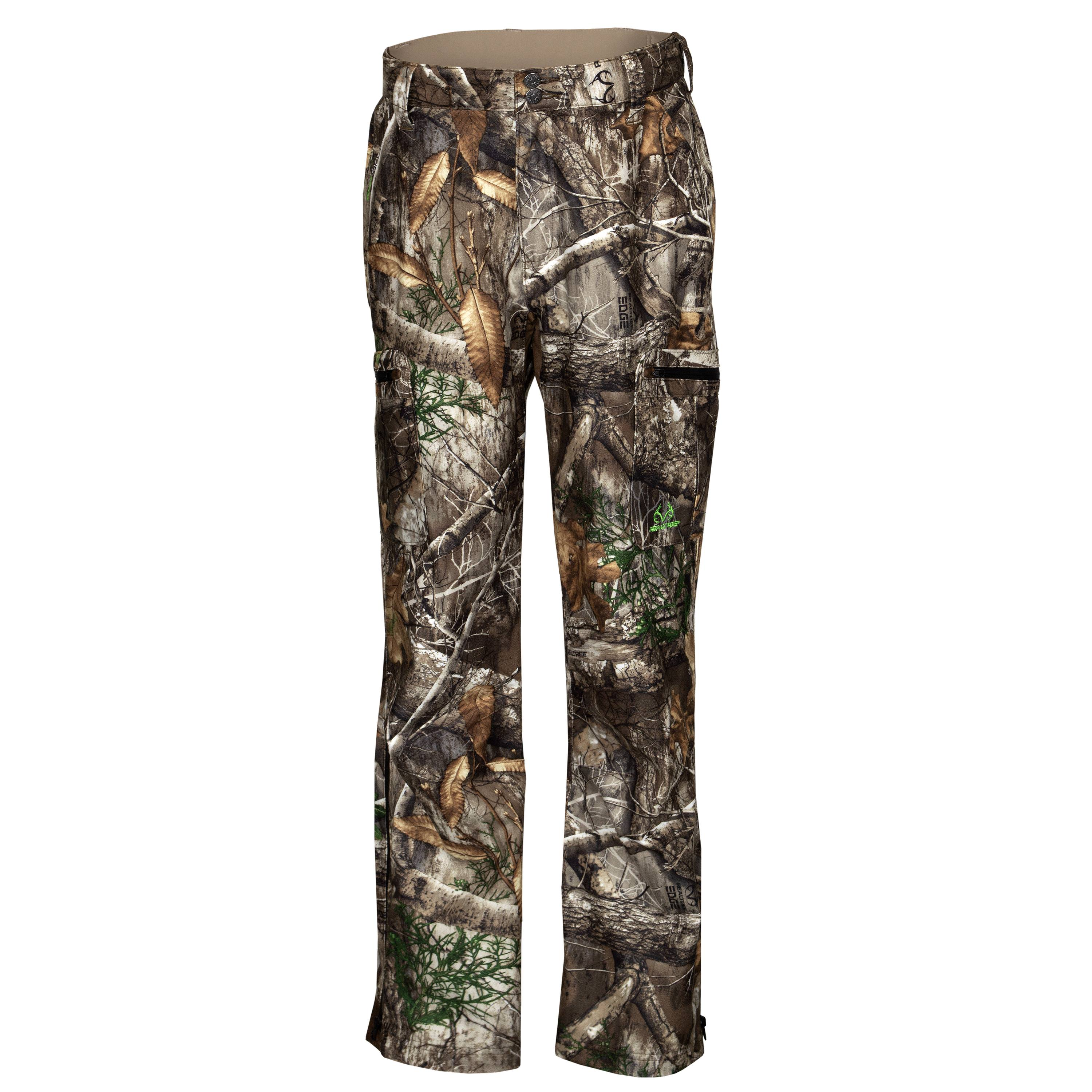 YOUTH REALTREE CAMO SCENT CONTROL HUNTING PANT