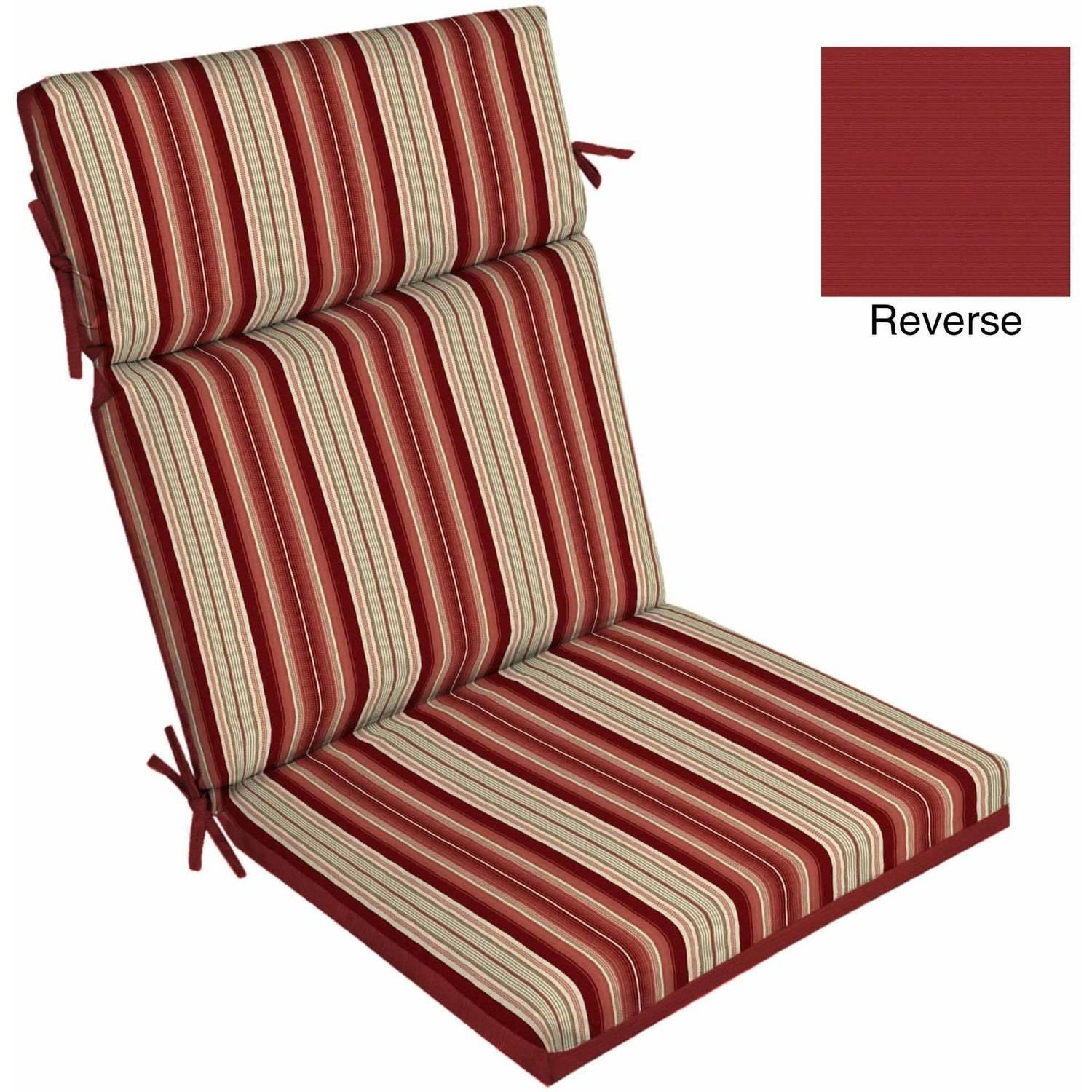 Better Homes And Gardens Outdoor Patio Reversible Dining Chair