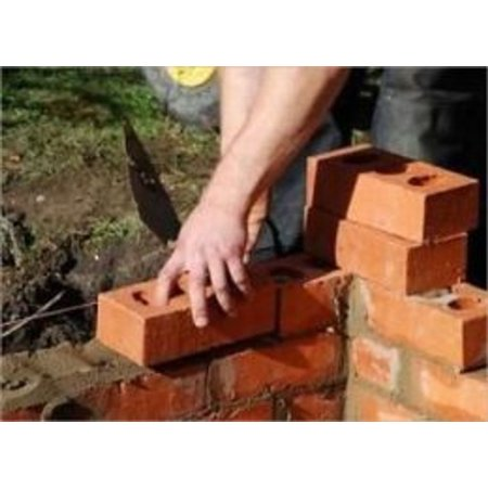 How to Build a Brick Wall - eBook (How To Build A Stone Wall)