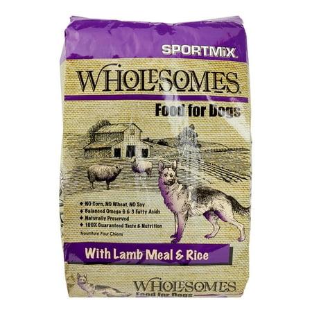 Sportmix Wholesomes Dog Food