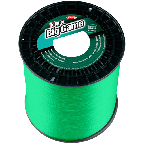 Berkley Trilene Big Game Monofilament 1/4lb Spools