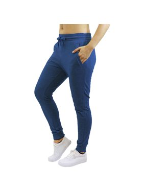 Women's Slim-Fit French Terry Jogger Sweatpants