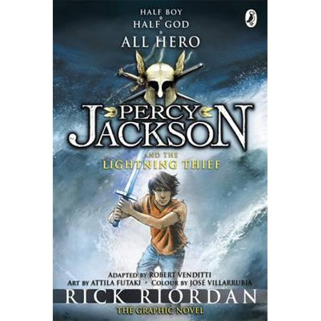 Percy Jackson and the Lightning Thief : The Graphic (Percy Jackson And The Lightning Thief Climax)