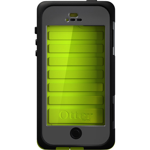 OtterBox Armor Waterproof Case for Apple iPhone 5 - Neon
