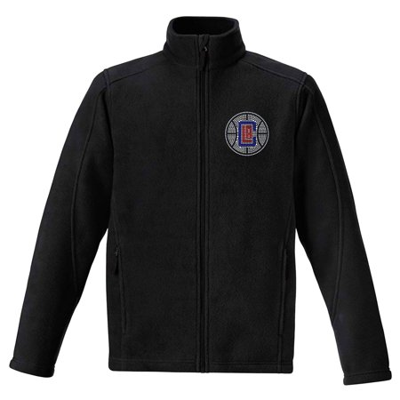 Renaissance Costumes Los Angeles (LA Clippers Women's Rhinestone Full-Zip Fleece Jacket -)