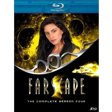 Farscape: The Complete Season Four (Blu-ray)
