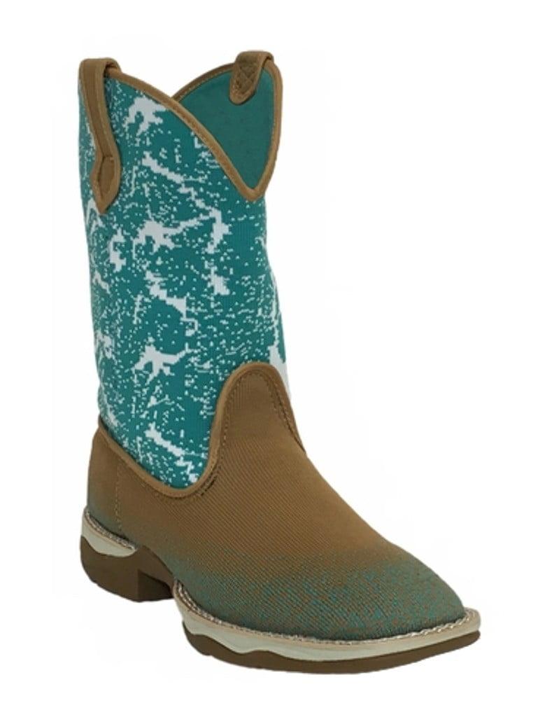 Laredo Western Boots Womens Daydreamer Woven Lightweight Tan 5957 by Laredo
