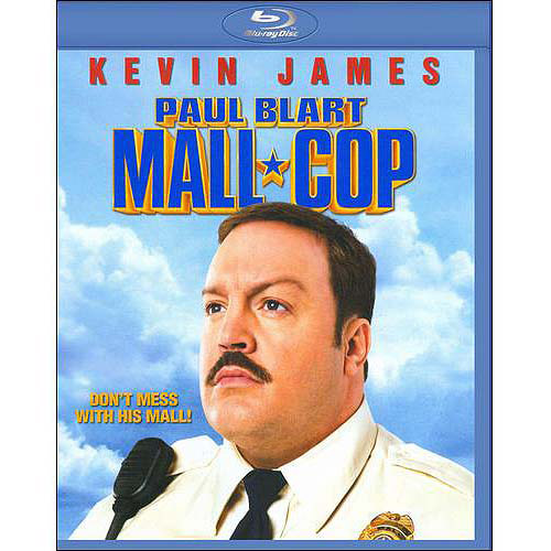 Paul Blart: Mall Cop (Blu-ray) (With INSTAWATCH) (Widescreen)