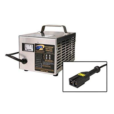 DPI 48volt 17amp golf cart battery charger with ez-go txt...