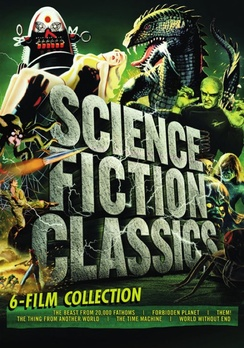 Science Fiction Classics Collection (DVD) by WARNER HOME VIDEO