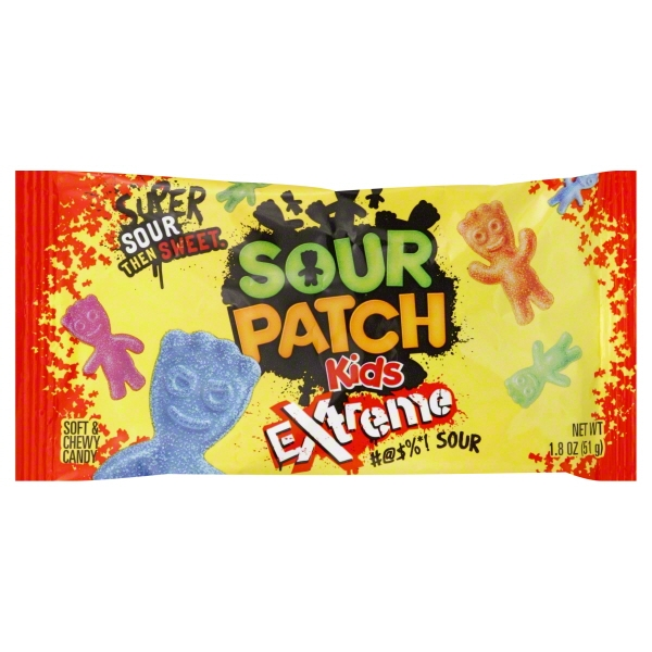 Sour Patch Extreme 12x24x1.8oz