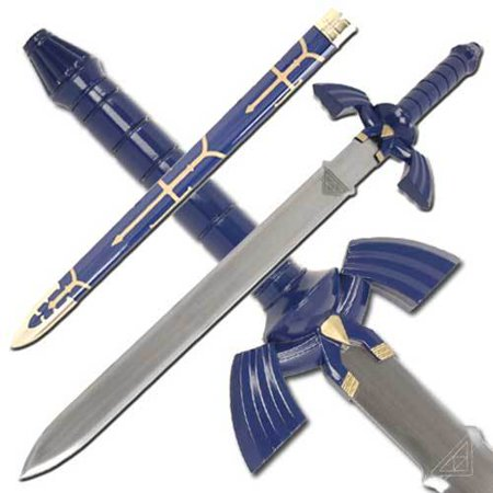 Zelda Replica Twilight Master Sword