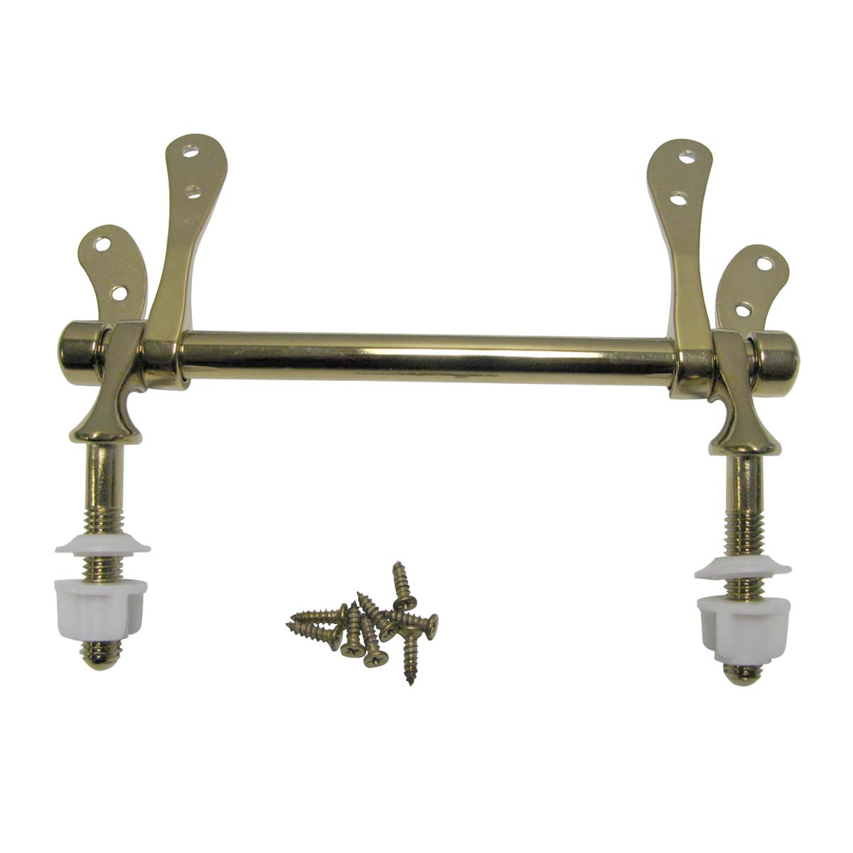 Gold PVD Brass Toilet Seat Hinge Replacement Hinge