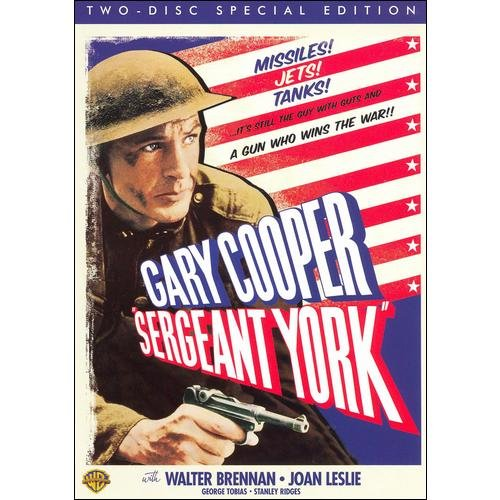 Sergeant York (Full Frame)