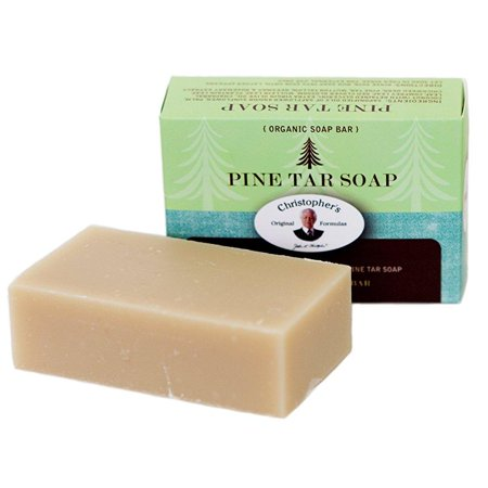 Packers Tar Soap (Pine Tar Soap)
