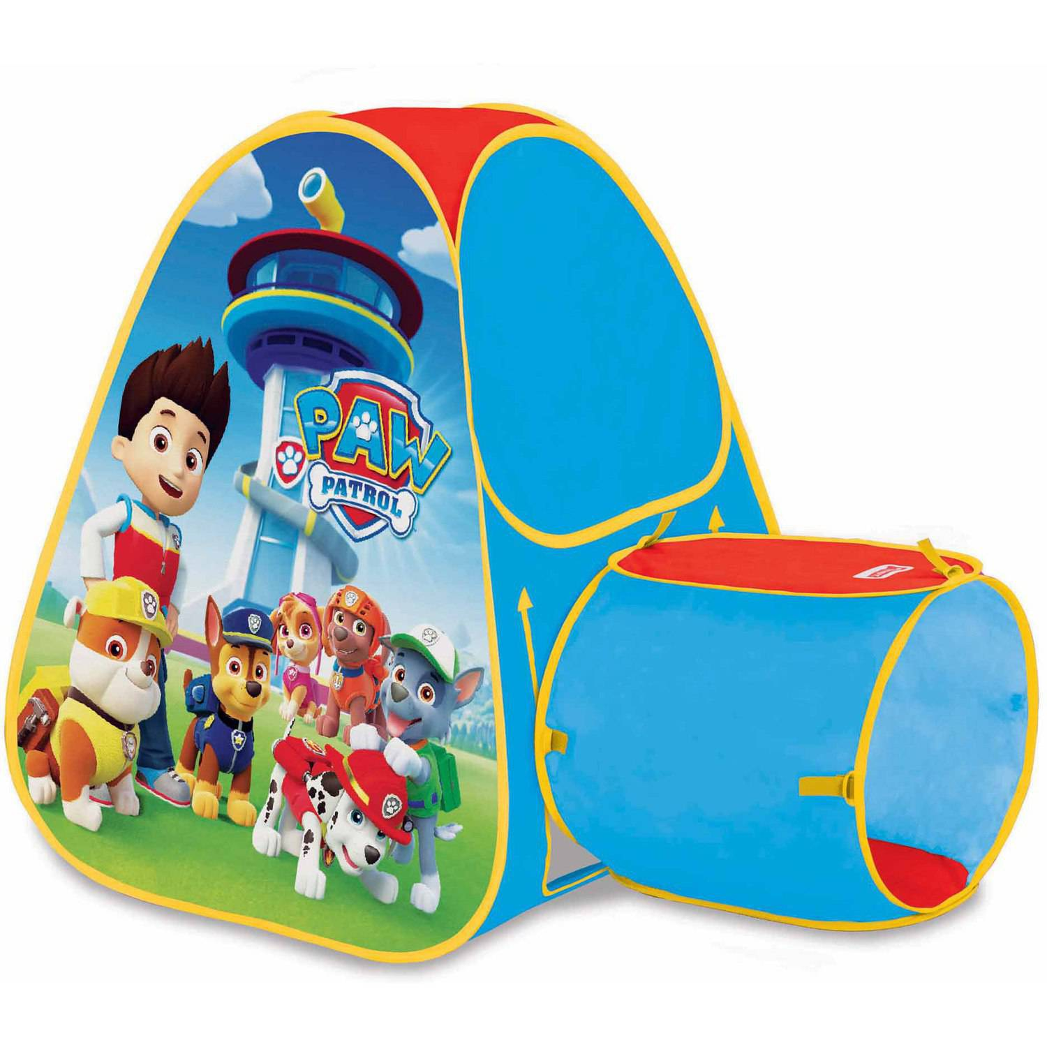 new concept fb2be 0b5ff Playhut Nickelodeon Paw Patrol Hide About - Walmart.com