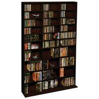 Product Image Atlantic Oskar 1 080 Cd Multimedia Shelf Storage Cabinet