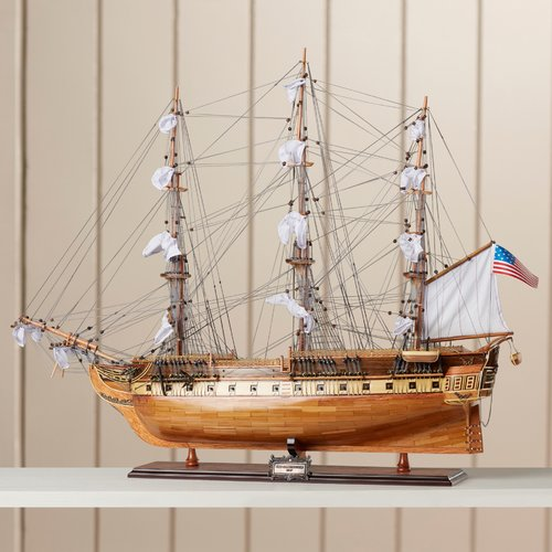 Breakwater Bay USS Constitution Exclusive Edition Model Boat by