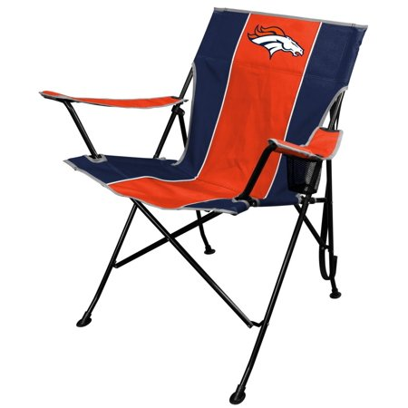 Miraculous Nfl Portable Folding Tailgate Chair With Cup Holder And Carrying Case Polyester By Rawlings From Usa Lamtechconsult Wood Chair Design Ideas Lamtechconsultcom
