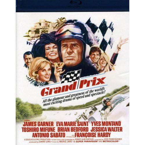 Grand Prix (Blu-ray) (Widescreen)