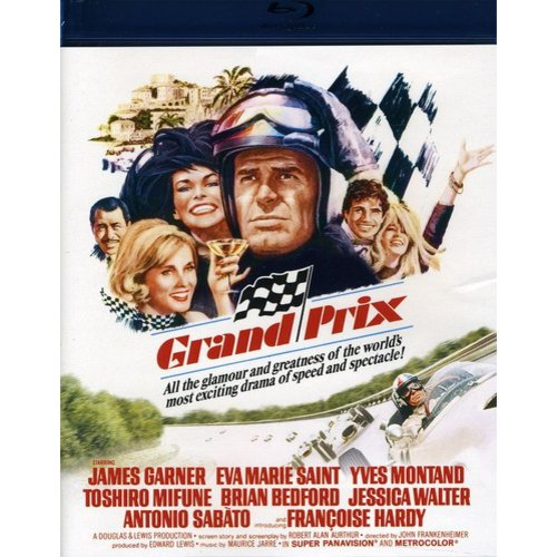 Grand Prix (Blu-ray) (Widescreen)