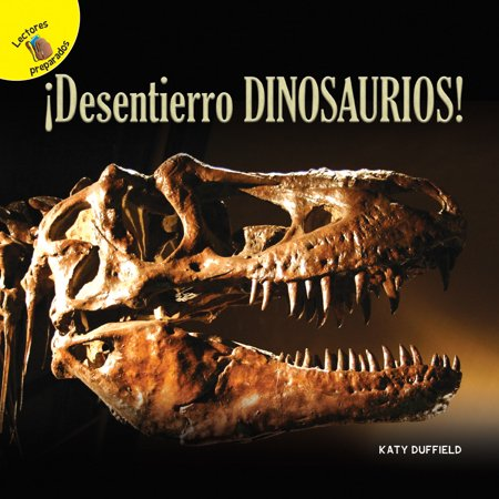 Descubrámoslo (Let's Find Out) ¡Desentierro dinosaurios! : I Dig Dinosaurs! (Dinosaur Cut Out)