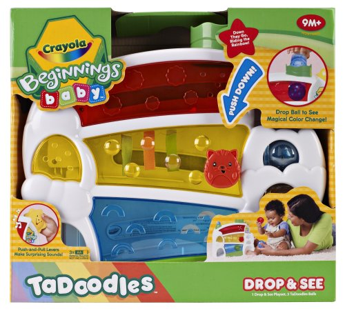 Crayola Beginnings Baby Drop and See
