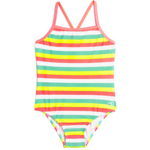 Op Newborn Baby Girl One-Piece Swimsuit