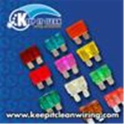 Keep It Clean Wiring Accessories 141063 20 Amp ATC Blade Fuses - Bag 100
