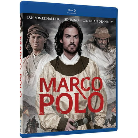Marco Polo  Blu Ray