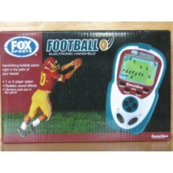 Excalibur FX204 Fox Sports Football Handheld