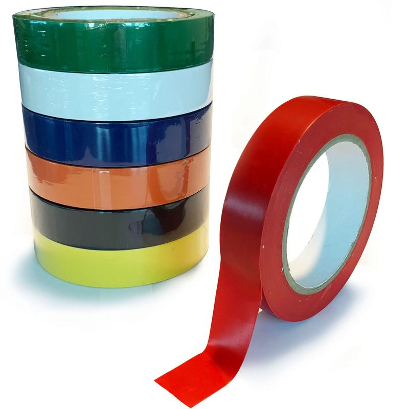 "Coast Athletic 1"" Gym Floor Tape 