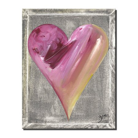 Ready2hangart Zane Heartwork Al By Zane 2 Piece Painting Print On Wrapped Canvas Set  Set Of 2