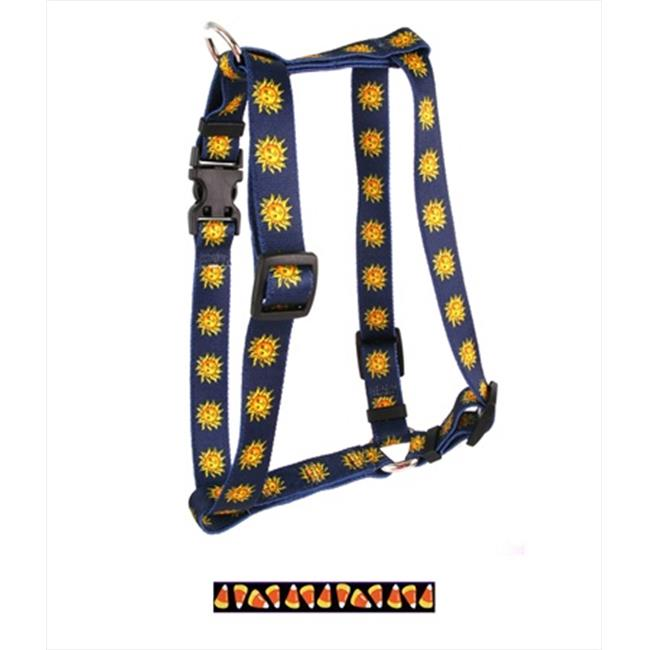Yellow Dog Design Candy Corn Roman H Harness
