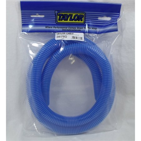 Blue Convoluted Tubing (Taylor Wire / Vertex 38760 TAY38760 3/4IN CONVOLUTED TUBING 5FT BLUE )