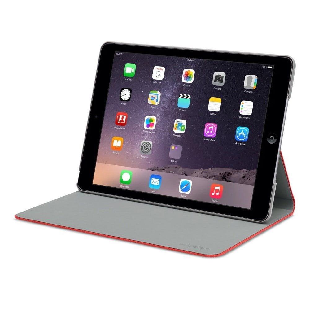 Logitech Folio Protective Case for iPad Air, Mars Red Orange