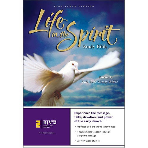 Life in the Spirit Study Bible: King James Version