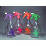Neon Spray PVC Bottles by Tolco Corporation