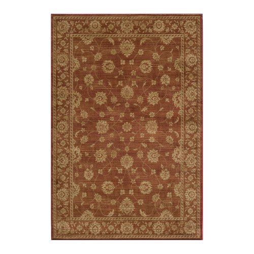 Momeni Belmont BE-02 Area Rug - Burgundy