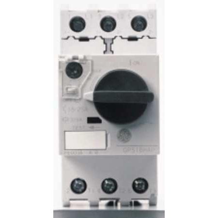 SURION GPS1BHAH Manual Motor Starter, IEC, 2.5 to 4A, 600V