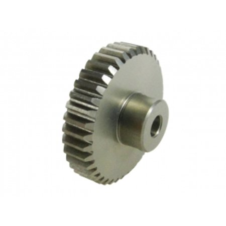 48 Pitch Gears (Integy RC Toy Model Hop-ups 3RAC-PG4839 3Racing 48 Pitch Pinion Gear 39T (7075 w/ Hard Coating) )