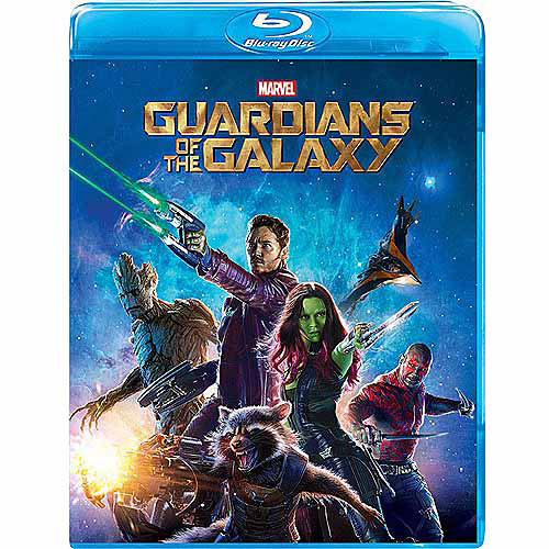 Marvel: Guardians Of The Galaxy (Blu-ray) (Widescreen)