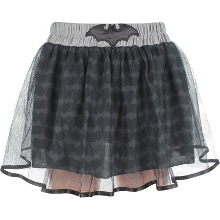 Batman Bat Logo All Over Print Tutu - Batman Skirt