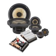 PPI Power Class 3-way Components 400w Max