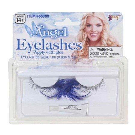 Angel Eyelashes Costume Eyewear Accessory](Costume Eyewear)