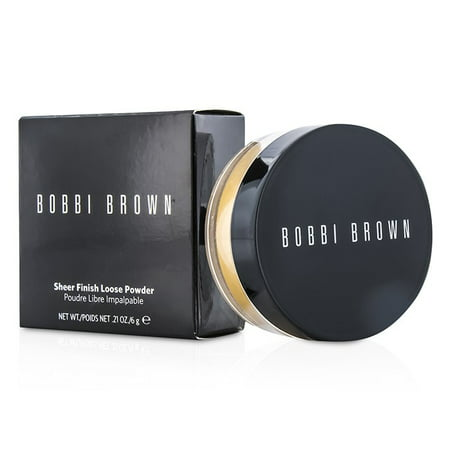 Bobbi Brown Sheer Finish Loose Powder .21 oz Golden Orange (Bobbi Brown Sheer Finish)